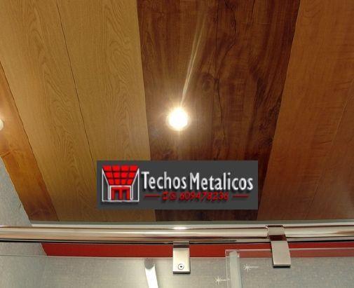 Techos de aluminio en Tórtoles