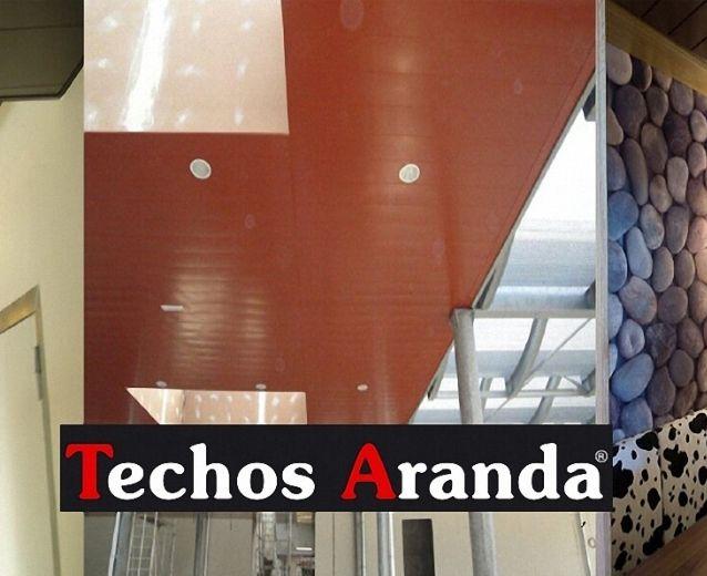 Techos de aluminio en Turrillas