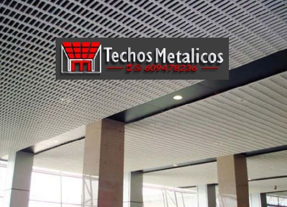 Techos de aluminio en Urdiales del Páramo