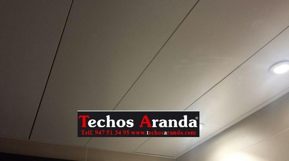 Techos de aluminio en Vélez Rubio