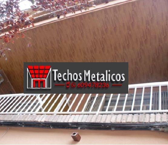 Techos de aluminio en Viacamp y Litera