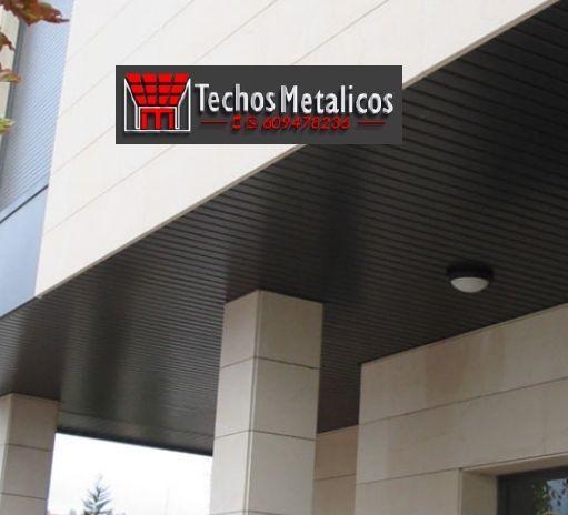 Techos de aluminio en Vielha e Mijaran