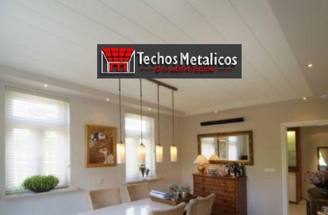 Techos de aluminio en Vilanova de la Barca
