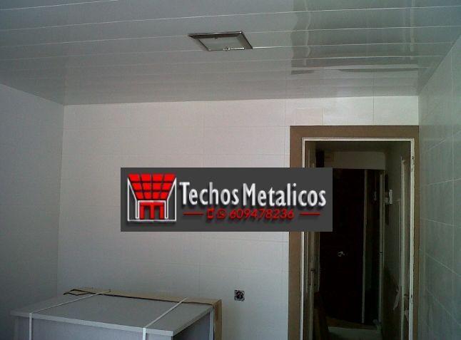 Techos de aluminio en Villaflor