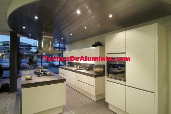 Techos de aluminio en Villar de Corneja