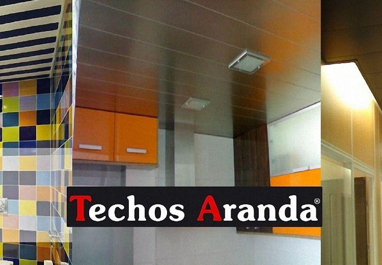 Techos de aluminio en Villaverde de Rioja