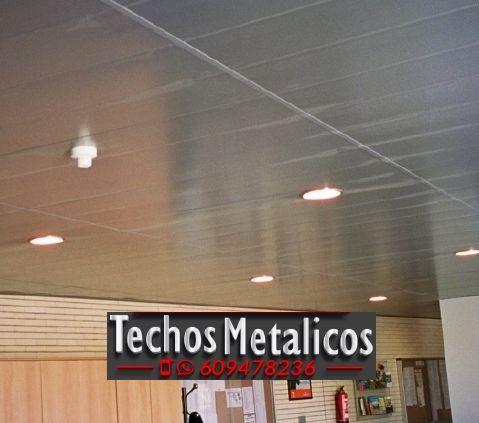 Techos de aluminio en Villazanzo de Valderaduey