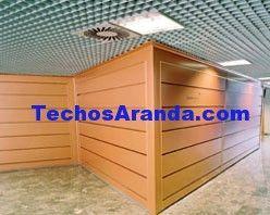 Techos de aluminio en Viñegra de Moraña