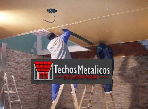 Techos de aluminio en Viveiro
