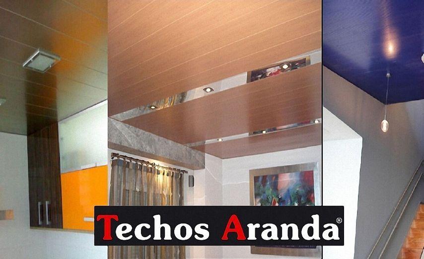 Techos de aluminio en Viveros