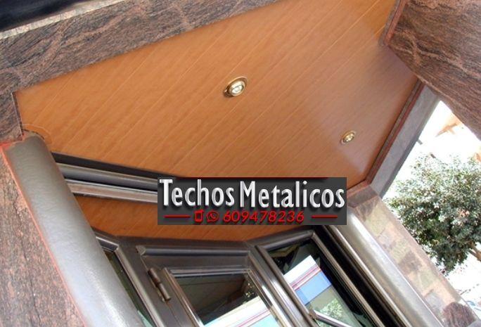 Techos de aluminio en l'Alqueria d'Asnar