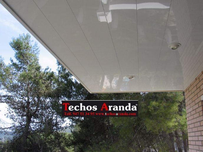 Techos de aluminio para renovación de fachadas