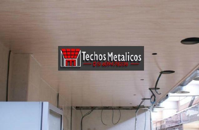 Techos de aluminio precios Calatayud