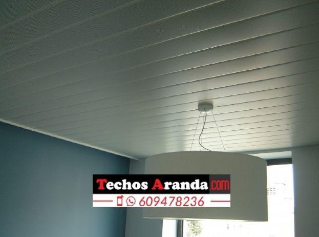 Techos de aluminio precios Priego De Córdoba
