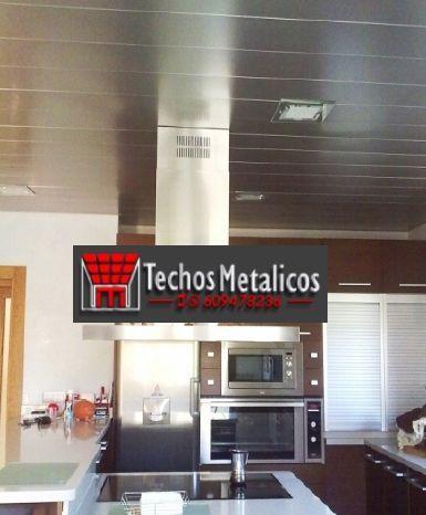 Venta de techos de aluminio para cocinas