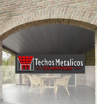 Venta de techos de aluminio para techos