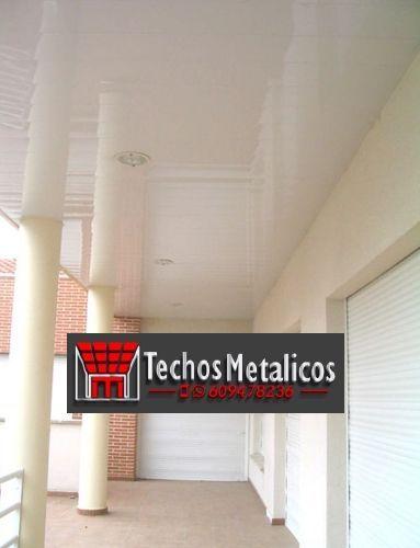 Venta techos aluminio para balcones