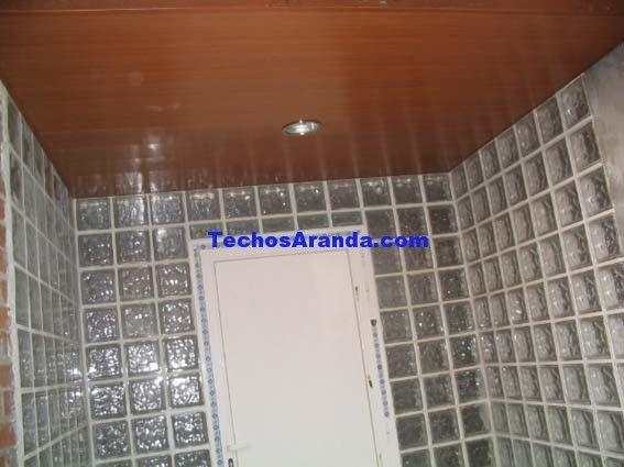 Venta techos de aluminio para baños