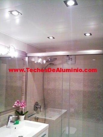 Venta techos de aluminio para hogares