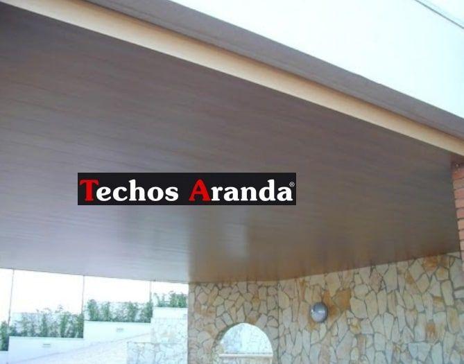 Falsos techos de aluminio en Fuengirola