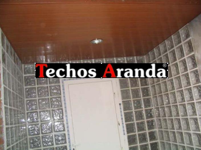 Falsos techos de aluminio en Huelva