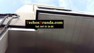 Falsos techos de aluminio en Manresa