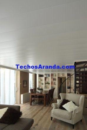 Falsos techos de aluminio en Orense
