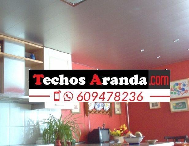 Techos de aluminio en Almagro