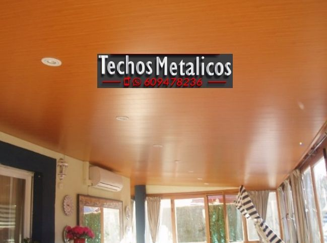 Techos de aluminio en Ames