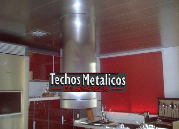 Techos de aluminio en Ares del Maestre