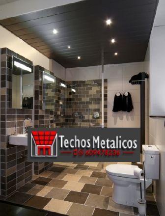 Techos de aluminio en Belmez