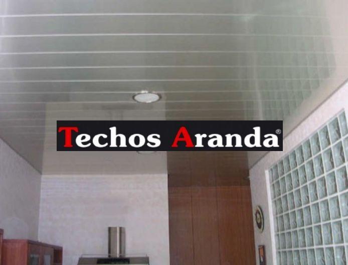 Techos de aluminio en Bubión