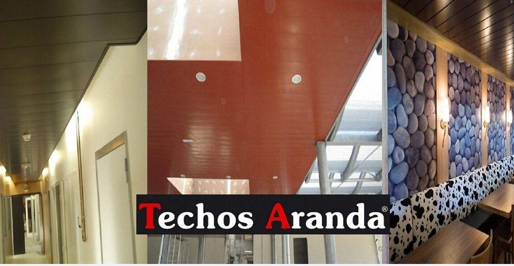 Techos de aluminio en Ferrol