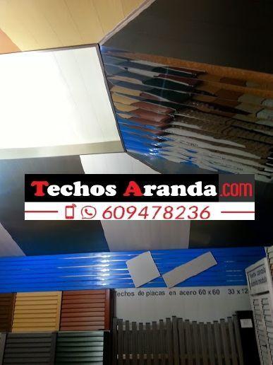 Techos de aluminio en Herencia