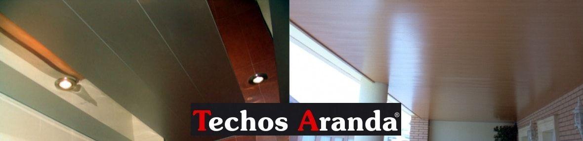 Techos de aluminio en Manchita