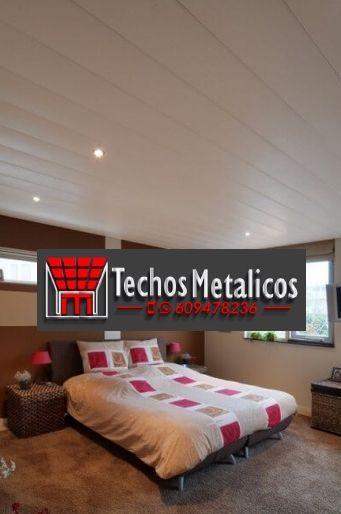 Techos de aluminio en San Martín del Pimpollar