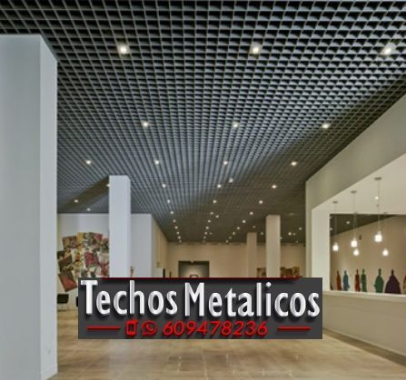 Techos de aluminio en Useras
