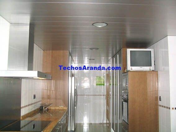Techos de aluminio en Valenzuela