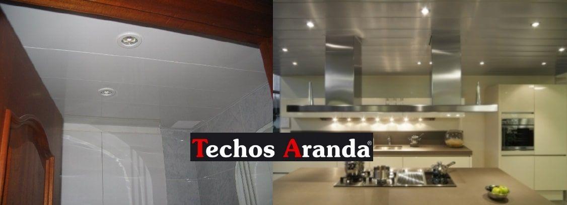 Techos de aluminio en Vilamalla