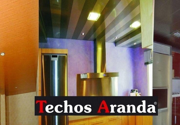 Techos de aluminio en Vilasantar