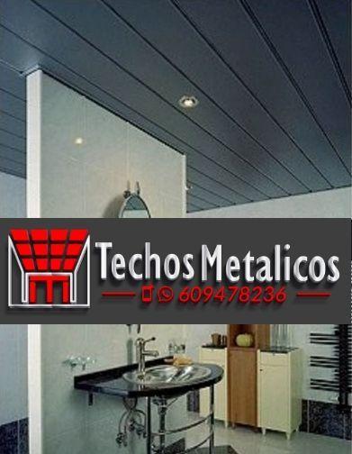 Techos de aluminio en Víllora