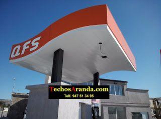 Techos en Camargo