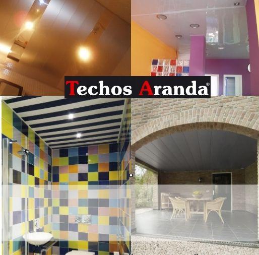 Techos en Girona