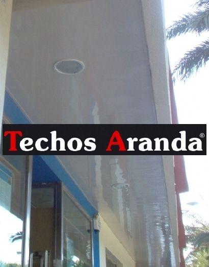 Techos en Navarra
