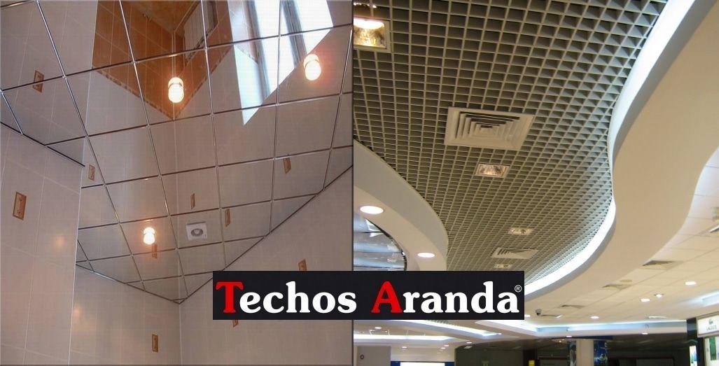 Techos en San Baudilio de Llobregat