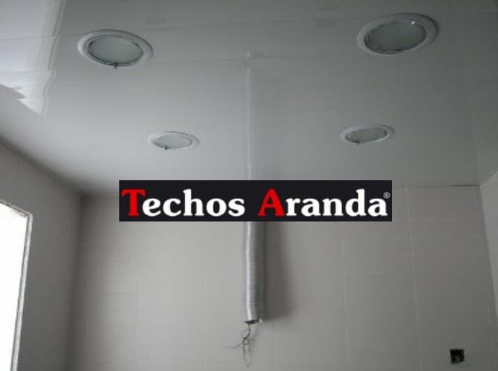 Techos en San Sebastián