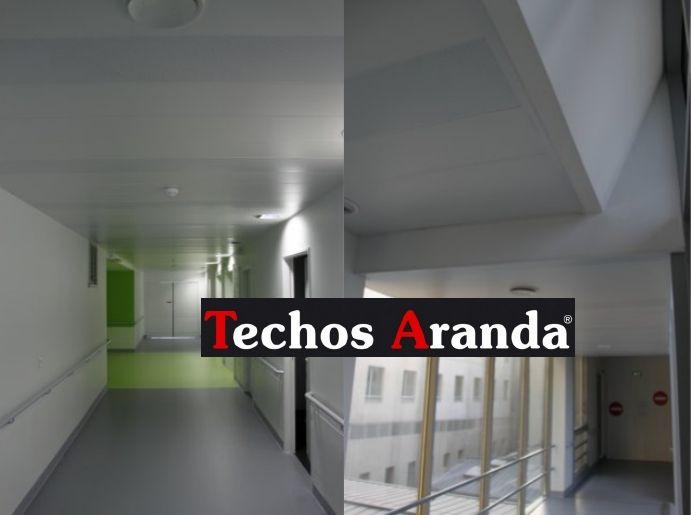 Techos en Villarrobledo