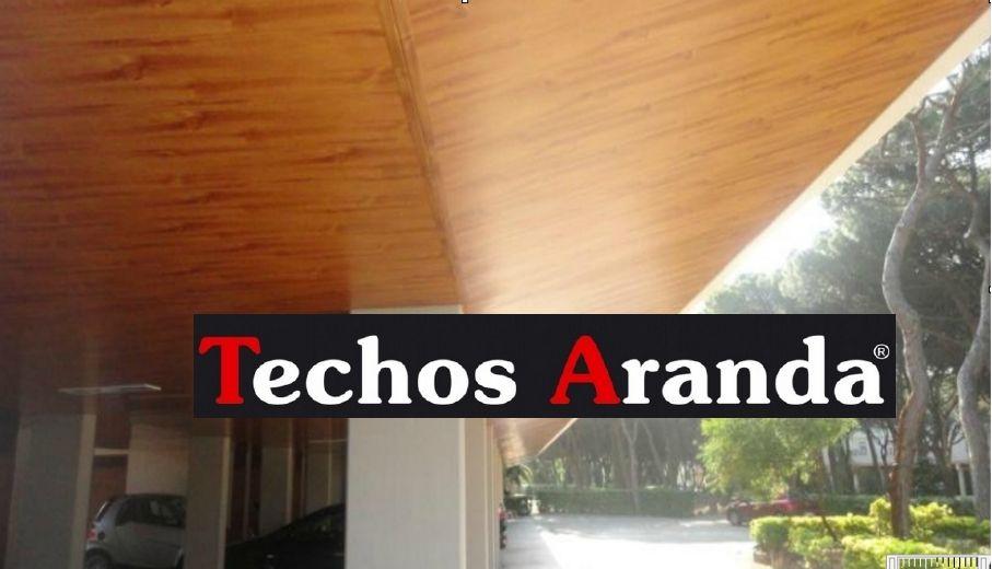 COMPRAR TECHOS DE ALUMINIO EN ALBOX