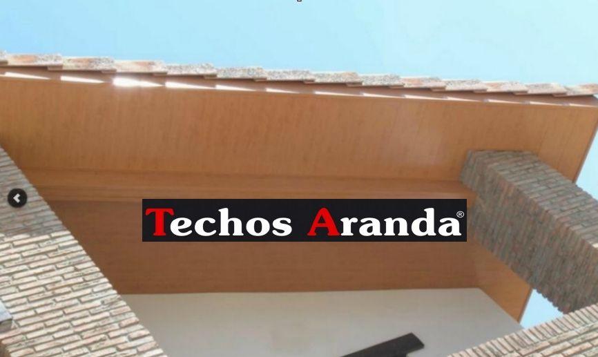COMPRAR TECHOS DE ALUMINIO EN BARBADÁS
