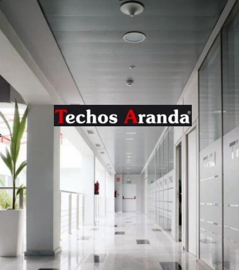 COMPRAR TECHOS DE ALUMINIO EN BEASÁIN